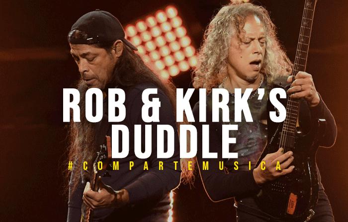 Metallica: Rob & Kirk\'s Doodle (El muerto vivo)