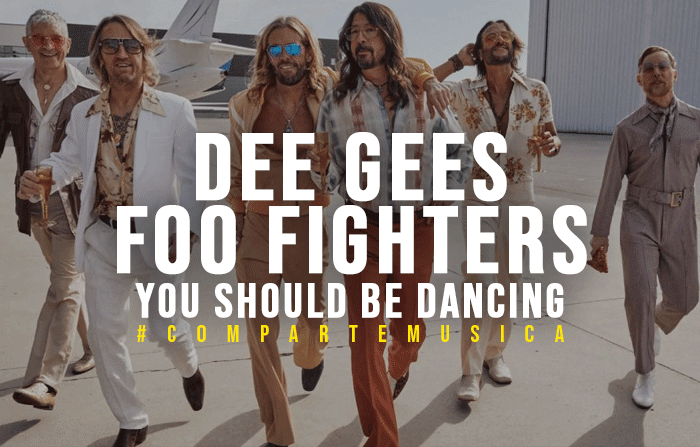 Dee Gees | You Should Be Dancing