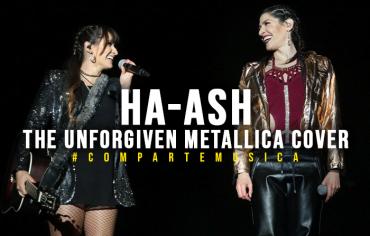 Ha*Ash - The Unforgiven (Metallica Cover)